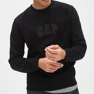 Gap Logo Crewneck Sweatshirt Hit at the hip Size S